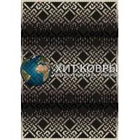 Турецкий ковер B624 черный